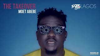 There can be a MoHits Reunion but - Wande Coal on The TakeOver with Moet
