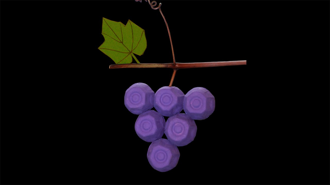 Grapes Arts And Crafts