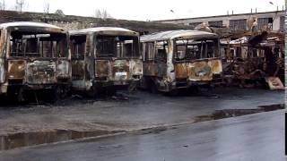 21 автобус сгорел в Северодвинске в ночь на 14 октября(АиФ-Архангельск.#Новости #News #Криминал #Сми #Видео 21 пассажирский автобус марки ПАЗ, автомобили «Газель»..., 2015-10-16T20:01:39.000Z)