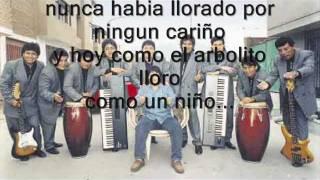 GRUPO NECTAR - EL ARBOLITO (CON LETRA)