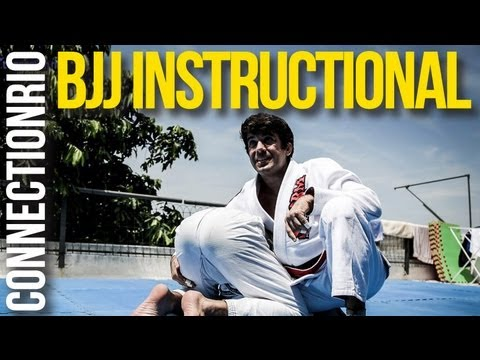 Taking The Back & Setting Hooks: BJJ tech with Felipe Costa