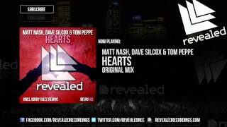 Play Hearts (With Dave Silcox & Tom Peppe)