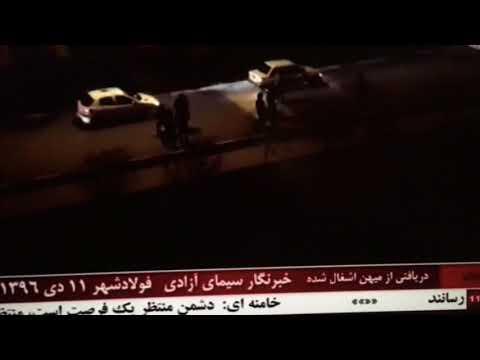 IRAN PROTESTS FOOLADSHAHR MILITARY BRUTALITY