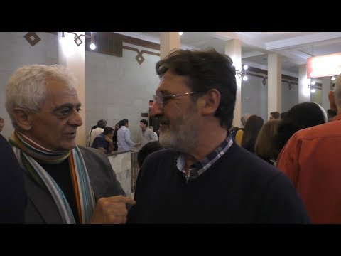 Yerevan, 19.10.18, Fr, Video-1, Depi Kino Moskva.