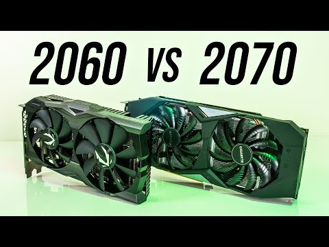 Nvidia RTX 2060 vs 2070 – Benchmarks & Comparisons | Top Solutions