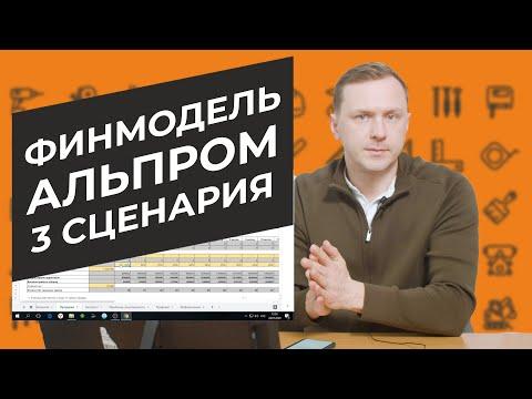 Финмодель франшизы Альпром. Три сценария ведения бизнеса по франшизе Allprom. Финансовая модель.
