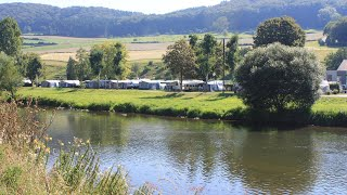 Touring with the Caravan and Motorhome Club: Camping Gritt
