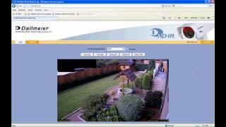 full hd ip camera with integrated ir illumination installation and configuration