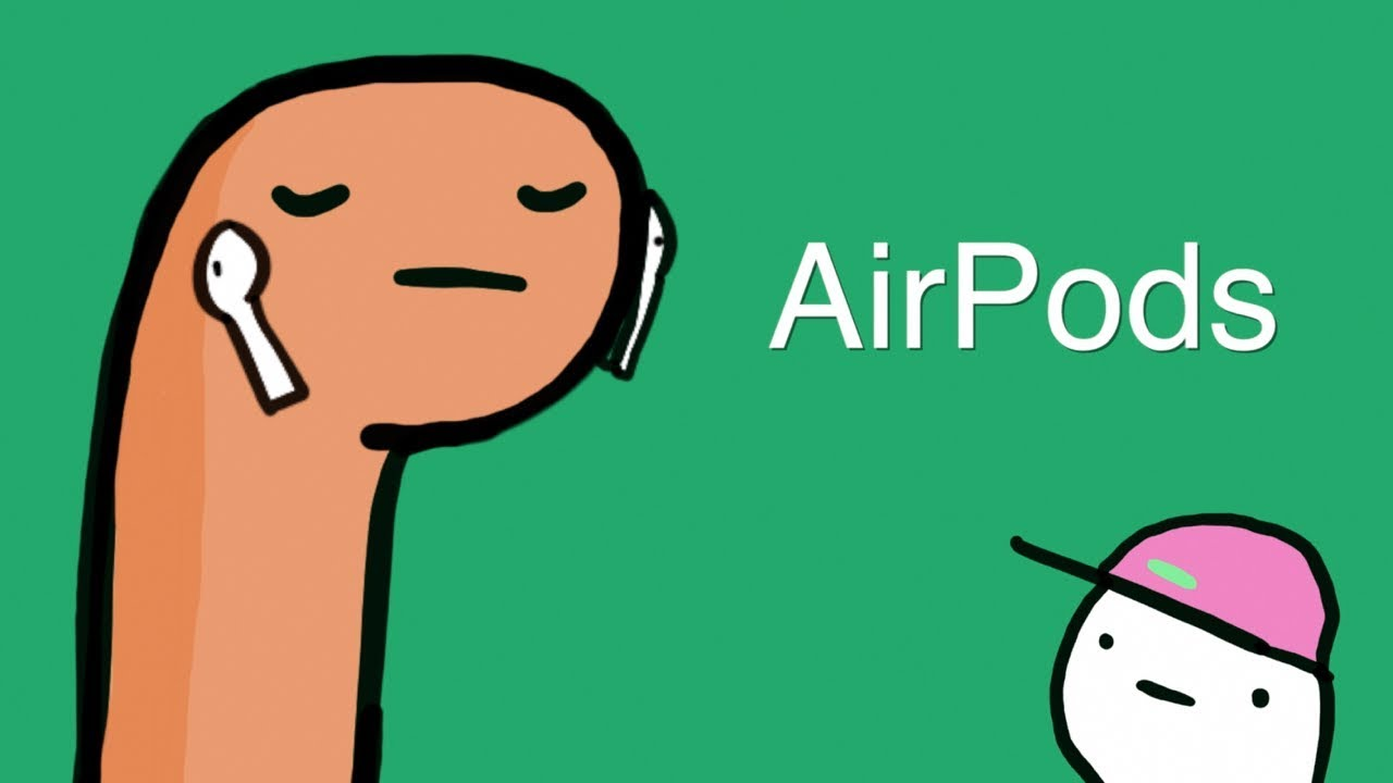 Airpods Not For Poor People Youtube