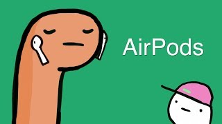 Airpods (Not For Poor People)