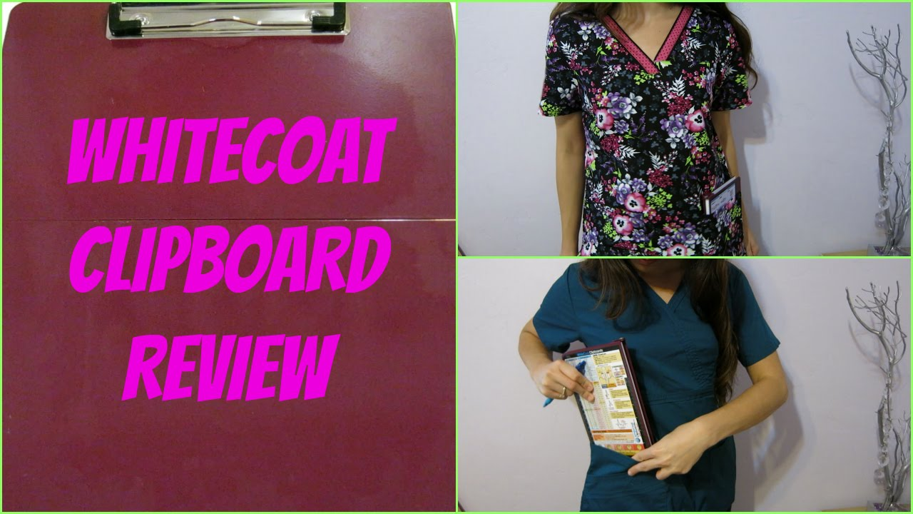WhiteCoat Clipboard Review - YouTube