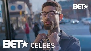Why PnB Rock Sings About Pain And Trappin
