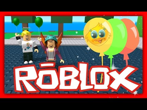Roblox ~ Balloon Buddies : Sqaishey & Solidarity
