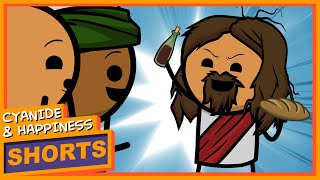 The Last Supper - Cyanide & Happiness Shorts