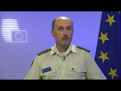 Interview of Colonel Johan DE ...