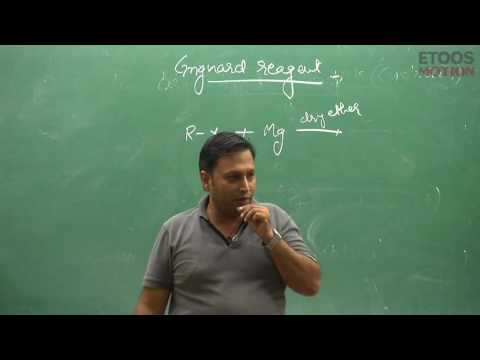 Grignard Reagent By Anurag Garg (AG) (ETOOSINDIA.COM)