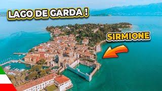 FINALMENTE!!! CONHEÇEMOS O LAGO DE GARDA! 😍 | SIRMIONE