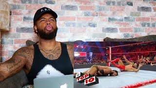WWE Top 10 Raw moments: January 14, 2019 | Reaction