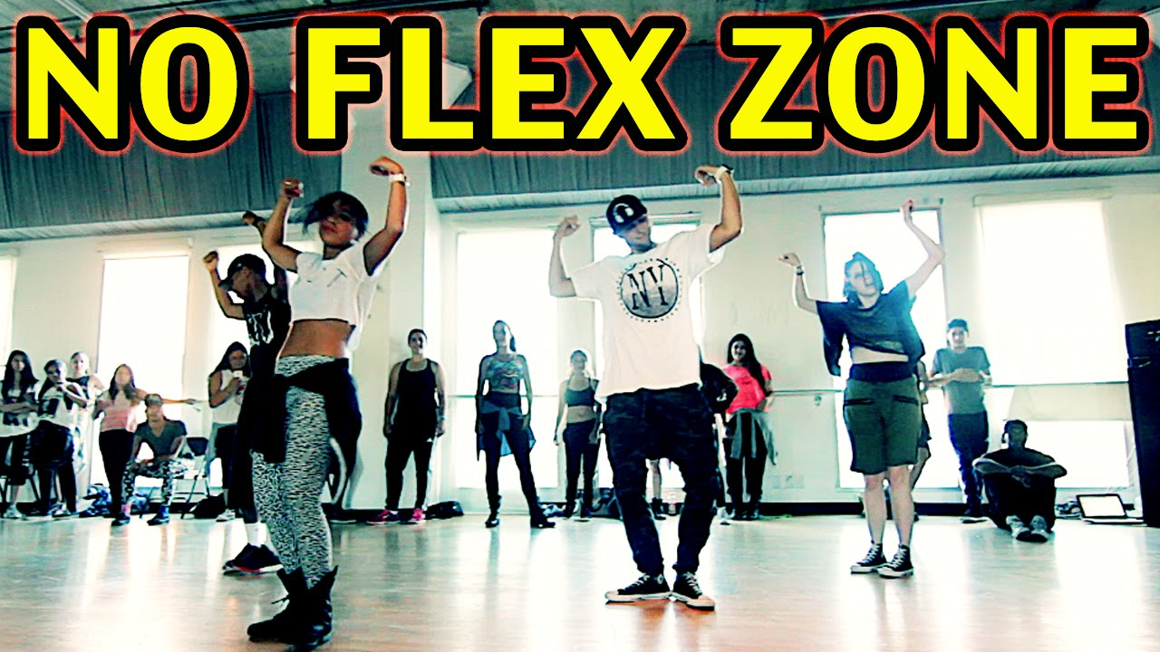NO FLEX ZONE - @RaeSremmurd | Choreography by @MattSteffanina