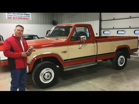 Preview of Sullivan Auctioneers Annual Collector Car & Truck Auction April 3, 2017