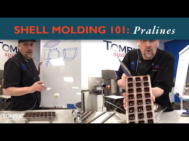 Shell Molding 101: Live from the Tomric Innovation Center