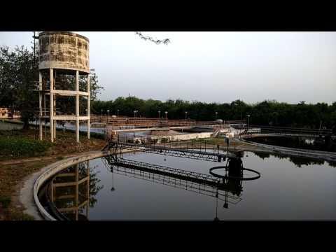 DELHI JAL BOARD WATER  PLANTS WORKING