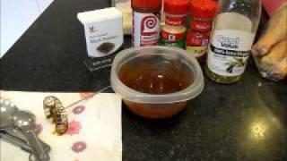 Quick & Tasty Rub/marinade For Chicken