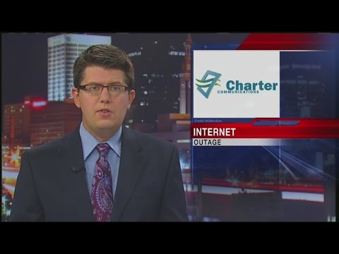 Internet Outage For Local Charter Customers