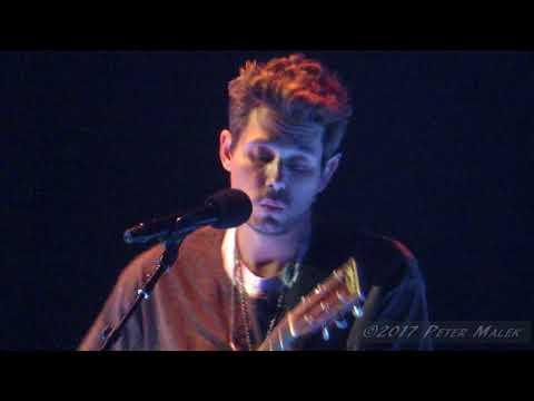 John Mayer - Stop This Train - Honda Center - 7-25-17