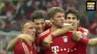 ALL Goals Bayern Munich UEFA Champions league 20122013