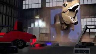 LEGO Мир Юрского периода - ТРЕЙЛЕР - Скоро открытие! - [PC XBO X360 PS4 PS3 PSVita] - 12/06/2015