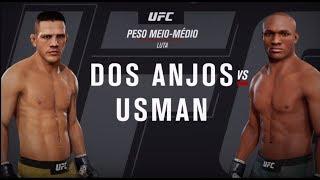GAME UFC: Rafael dos Anjos x Kamaru Usman