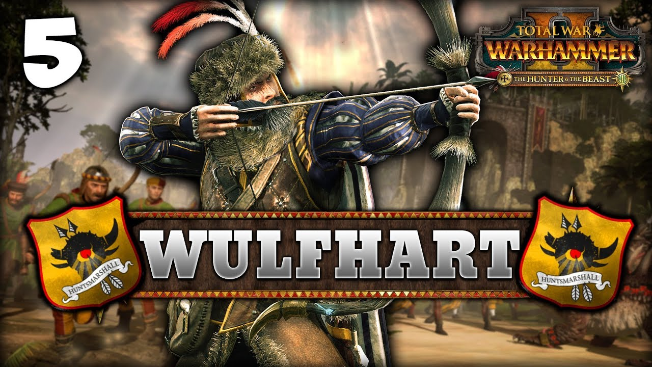 HUNTING DOWN THE PIRATE KING! Total War: Warhammer 2 - Empire Campaign -  Wulfhart #5