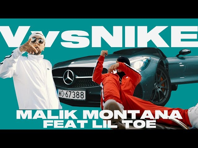 Malik Montana feat. Lil Toe - VvsNike (prod.by OLEK)