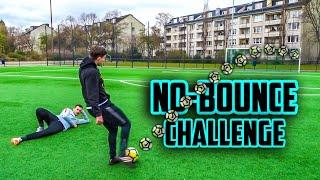 WEITESTE NO-BOUNCE FUßBALL CHALLENGE + GEWINNSPIEL ANKÜNDIGUNG | LOCOFLOKI