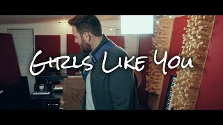 Girls Like You Maroon 5 Cardi B Adam Levine Interval 941 Acoustic Cover
