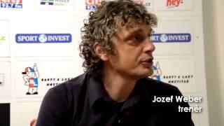 10. 3. 2013 - Bohemians Praha 1905 - FC Fastav Zlín 2:1 (1:0) - pozápasové rozhovory