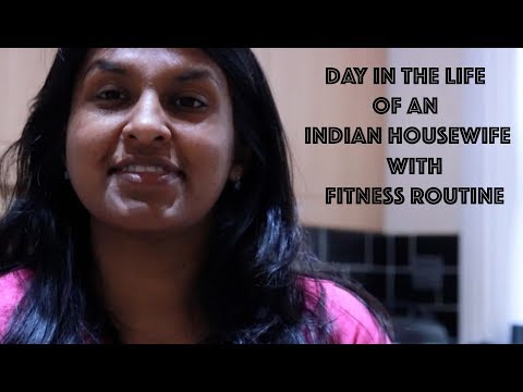Indian Mom Day in the Life l DITL of a young mom  l  Mommy Fitness routine included