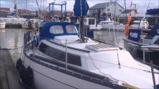 Mirage 28 Fin Keel - Boatshed.com - Boat Ref#170445