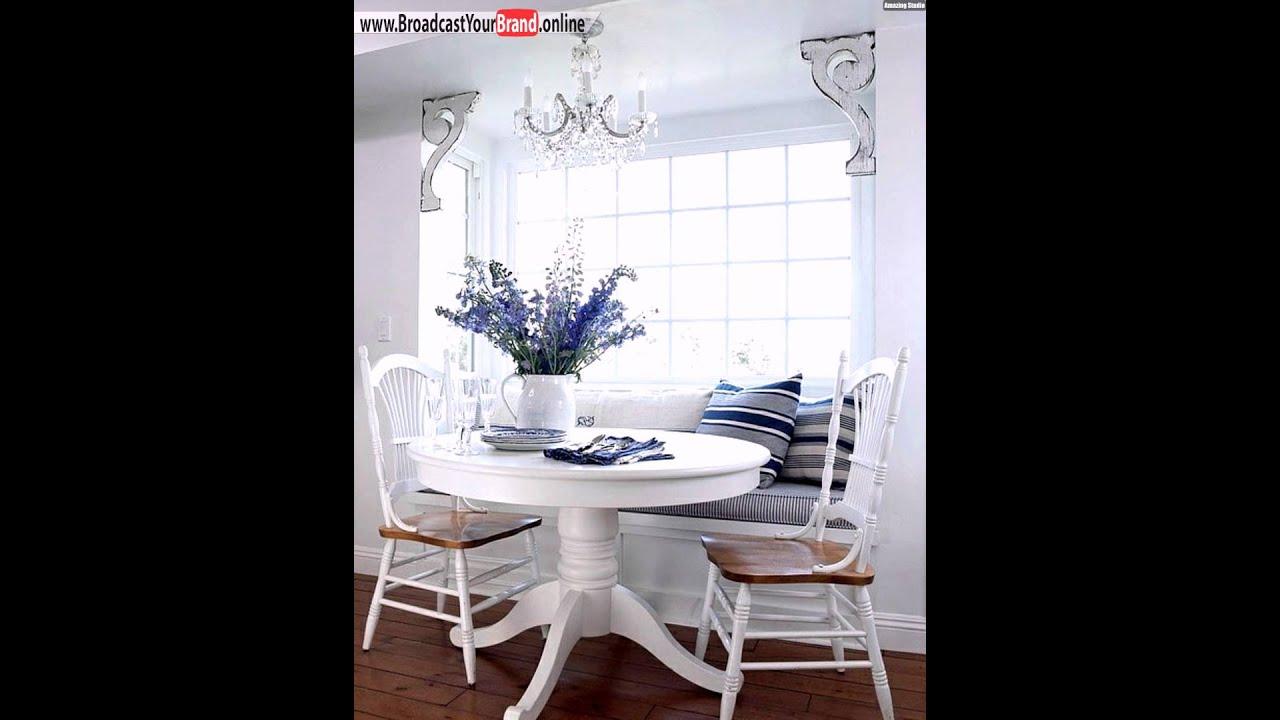 Kolonialstil Kleine Küche Essplatz Einrichten Youtube