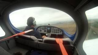 Bruno (cs-upw) flying in a rice farms 2