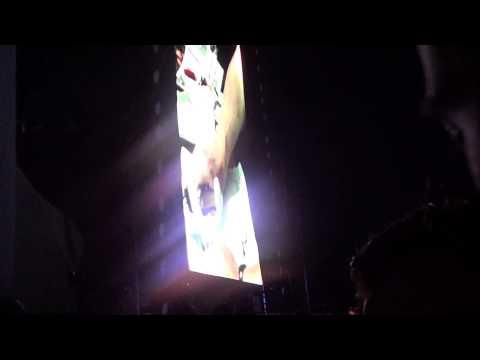 Eminem (Intro) *FRONT ROW* Squamish Music Festival 2014
