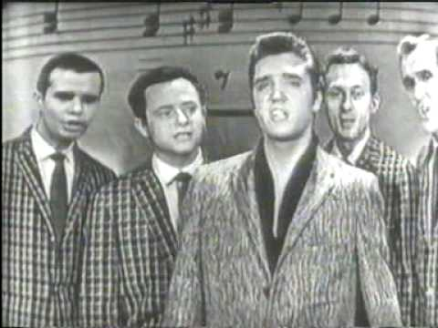 Elvis Presley Gospel - Peace In The Valley.