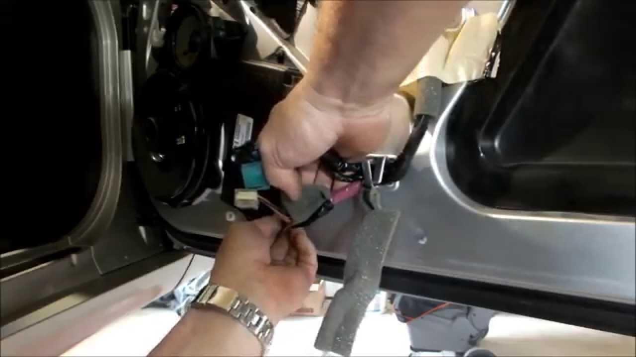 Corvette Power Door Lock Fix Youtube