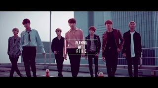 [FMV] bts // playing with fire