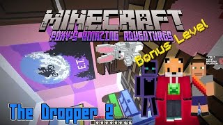 Minecraft - Foxy's Amazing Adventures - The Dropper 2 [Bonus Level]