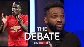 Would any Man United players get into Liverpool's starting XI? | Bent & Hunt | The Debate