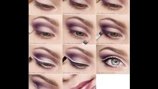 Свадебный макияж зеленых глаз фото