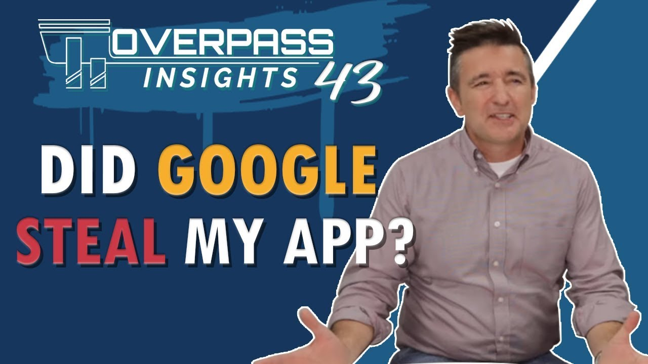 Did Google Steal My App? – My Android App Suspension