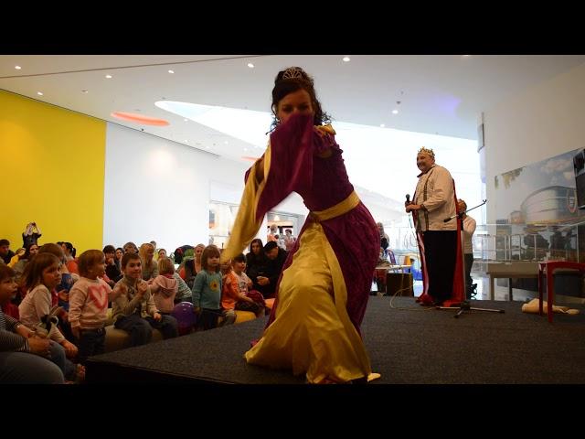 MAZLÍCI - z vystoupení | Olivie Žižková